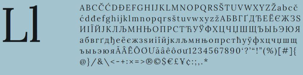 Lora descarga gratuita tipografia