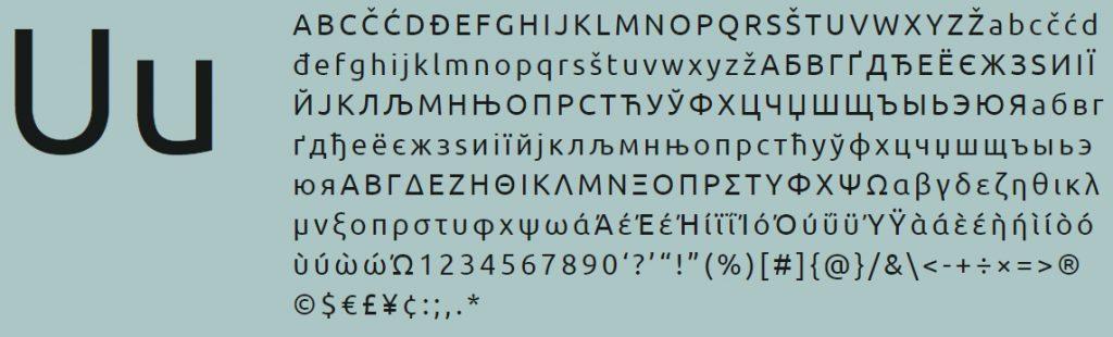 Ubuntu font free descarga