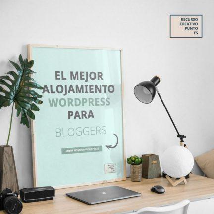 hosting wordpress para bloggers recomendado